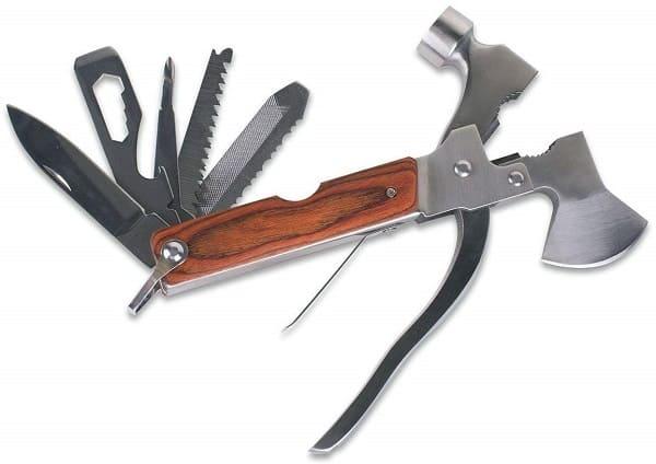 Stansport Emergency Hammer Multi Tool