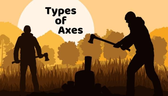 Types of Axes – Axe vs Hatchet vs Tomahawk