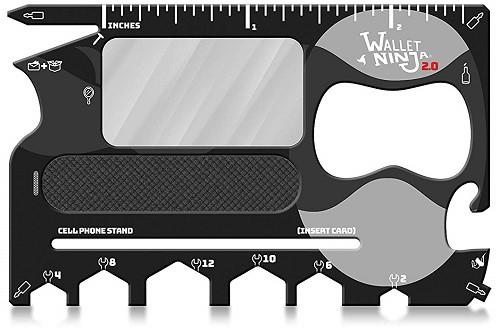 Wallet Ninja TSA Compliant Multi Tool
