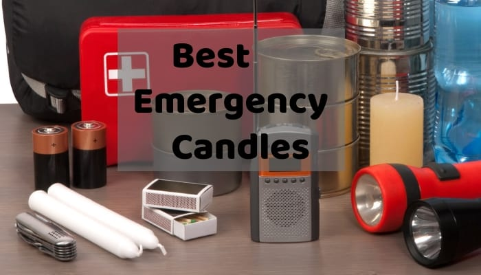 Best Emergency Candles