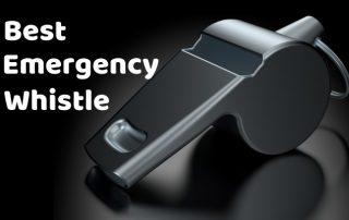 Best Emergency Whistle