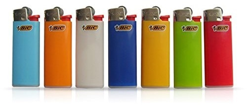 Bic Mini Survival Lighters