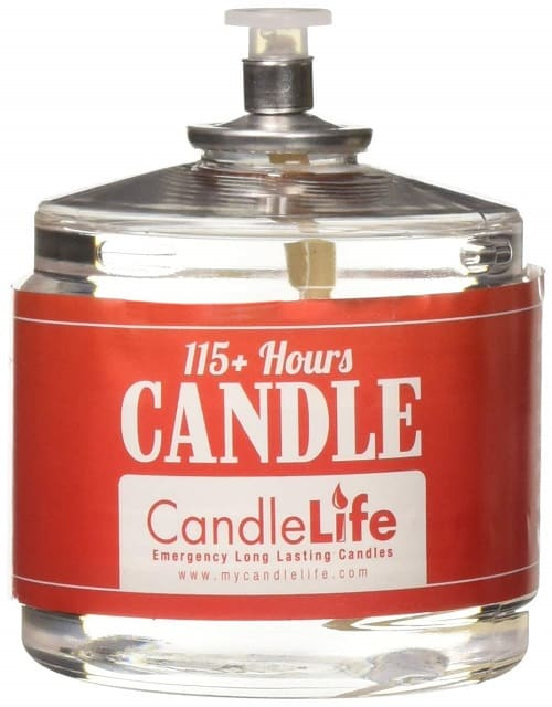 Candle Life Emergency Survival Candle