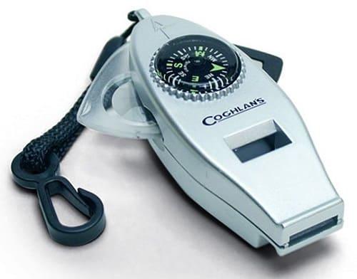 Coghlan's Multi Function Whistle