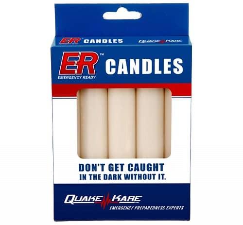 ER Emergency Candles