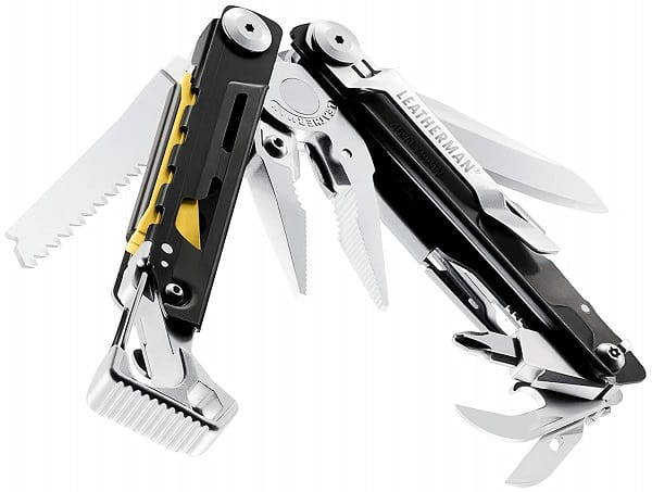 Leatherman Signal with Emergency Whistle