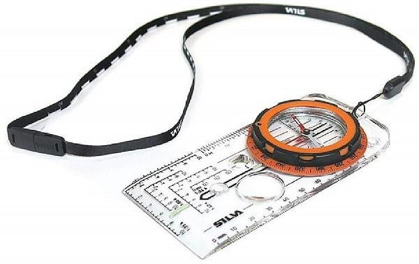 Silva Explorer Pro Compass for Hiking