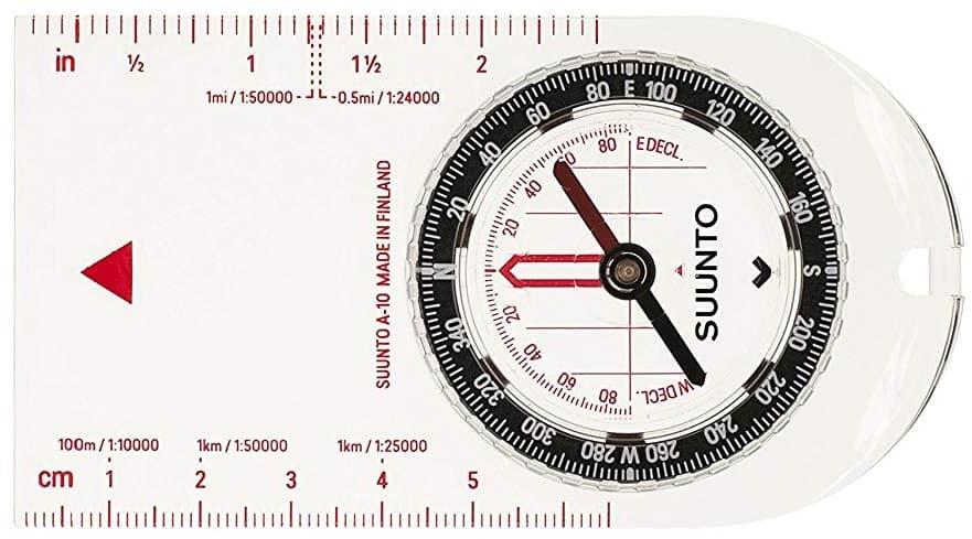 Suunto Recreational Field Compass for Hiking