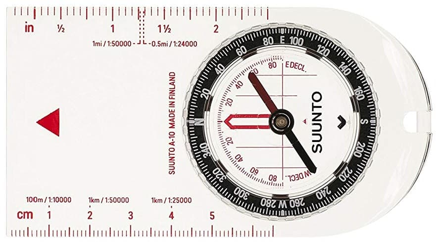 Suunto Recreational Field Compass for Hiking