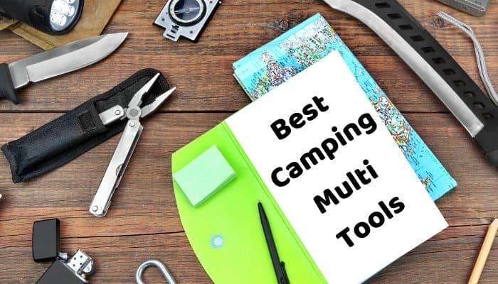 Best Camping Multi Tools