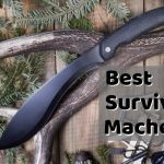 Best Survival Machetes 2019 for Clearing and Chopping Brush