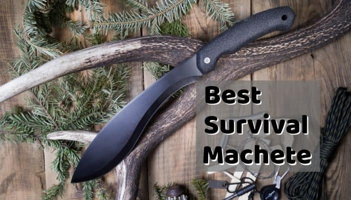 Best Survival Machete