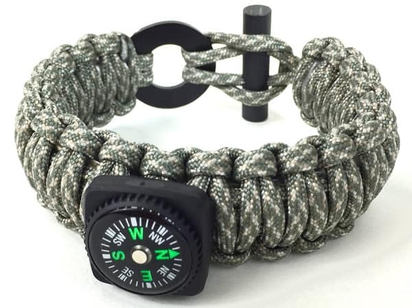 Camping Paracord Bracelet Multi Tool