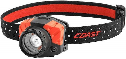 Coast Dual Color Led Headlamp