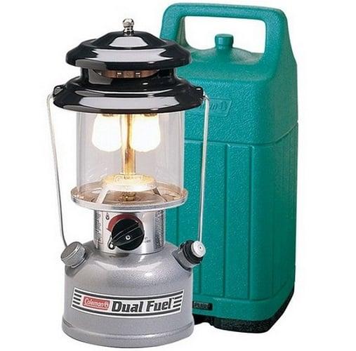 Coleman Premium Dual Fuel Camping Lantern