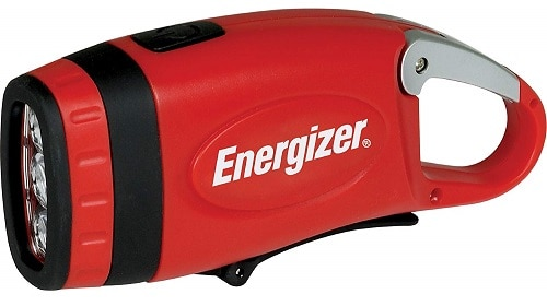Energizer Weatheready Rechargeable Crank Light
