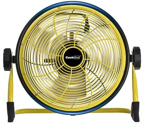 Geek Aire Rechargeable Camping Fan