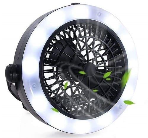 Keimix USB Powered Camping Fan