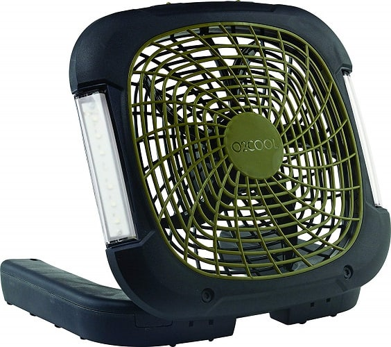 o2cool Portable Camping Tent Fan