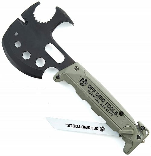 Off Grid Camping Multi Tool
