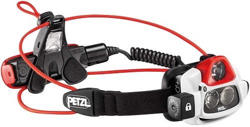 Petzl Nao Plus Bluetooth Headlamp