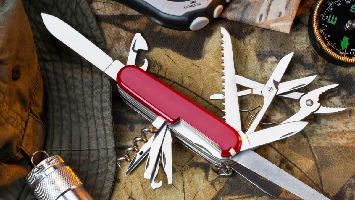 Best Swiss Army Knife Review