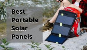 Best Portable Solar Panels for Camping and Hiking