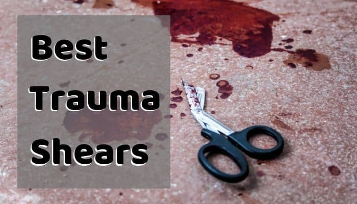 Best Trauma Shears