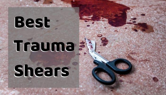 Best Trauma Shears