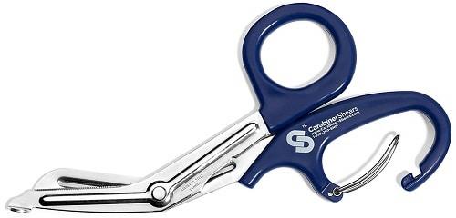 Carabiner Shears EMT Trauma Scissors