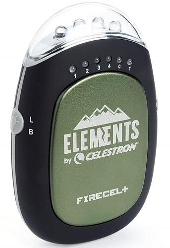 Celestron Hand Warmer Charger Flashlight