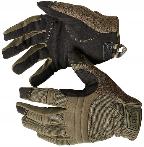 Competition Shooting Tactical Gloves