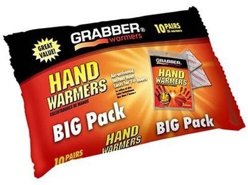 Grabber Odorless Hand Warmers