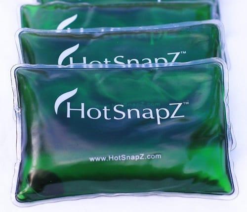 HotSnapZ Reusable Pocket Hand Warmers