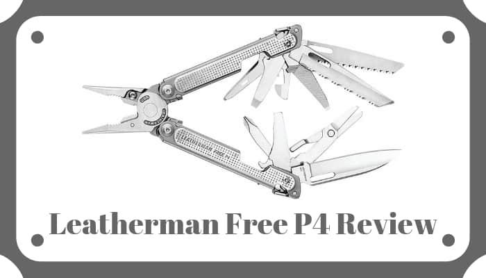 Leatherman Free P4 Review