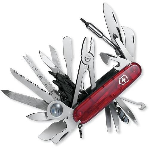 SwissChamp XLT Victorinox Swiss Army Knife
