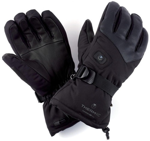 Thermic Men's Heated Gloves