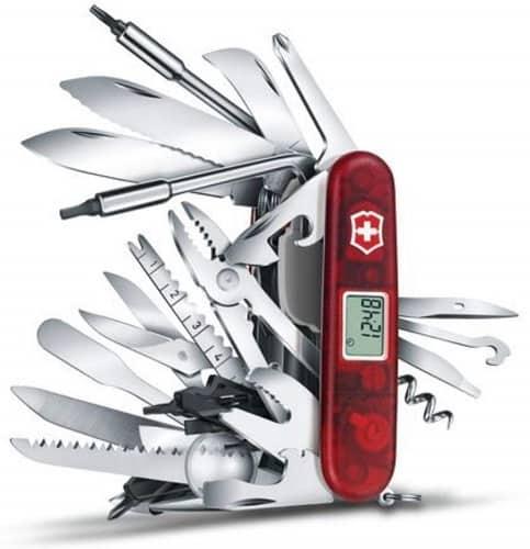 Victorinox SwissChamp XAVT Pocket Knife