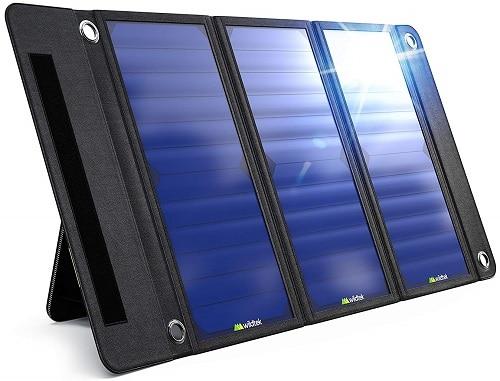 Wildtek Waterproof Portable Solar Charger