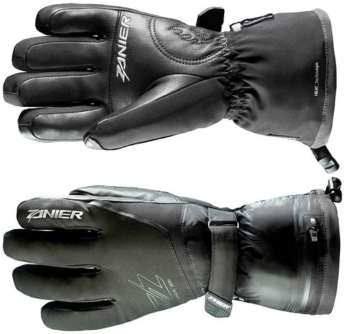 Zanier Heat ZX Heated Gloves