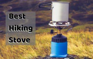 Best Hiking Stove
