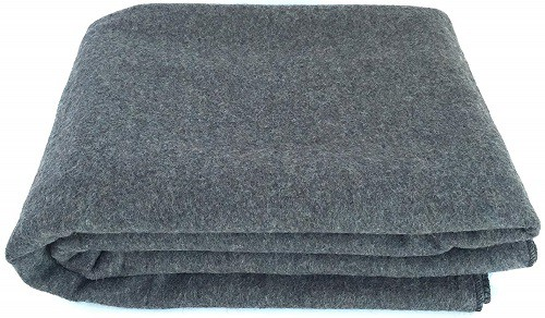 Ektos Washable Wool Survival Blanket