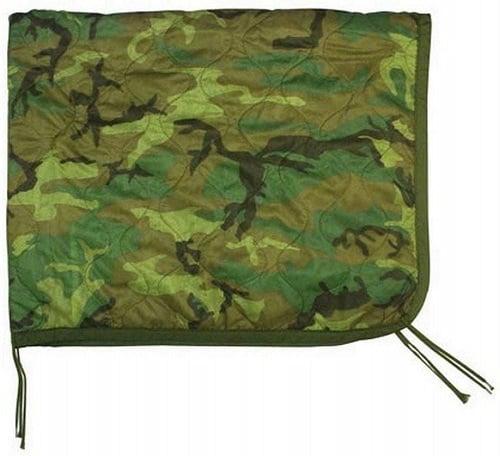 Premium Life Military Poncho Blanket