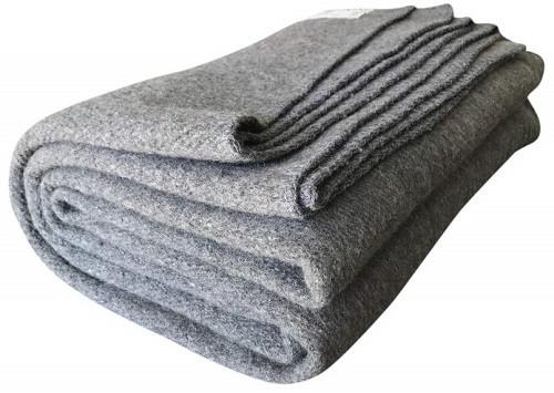 Woolly Mammoth Woolen Explorer Blanket