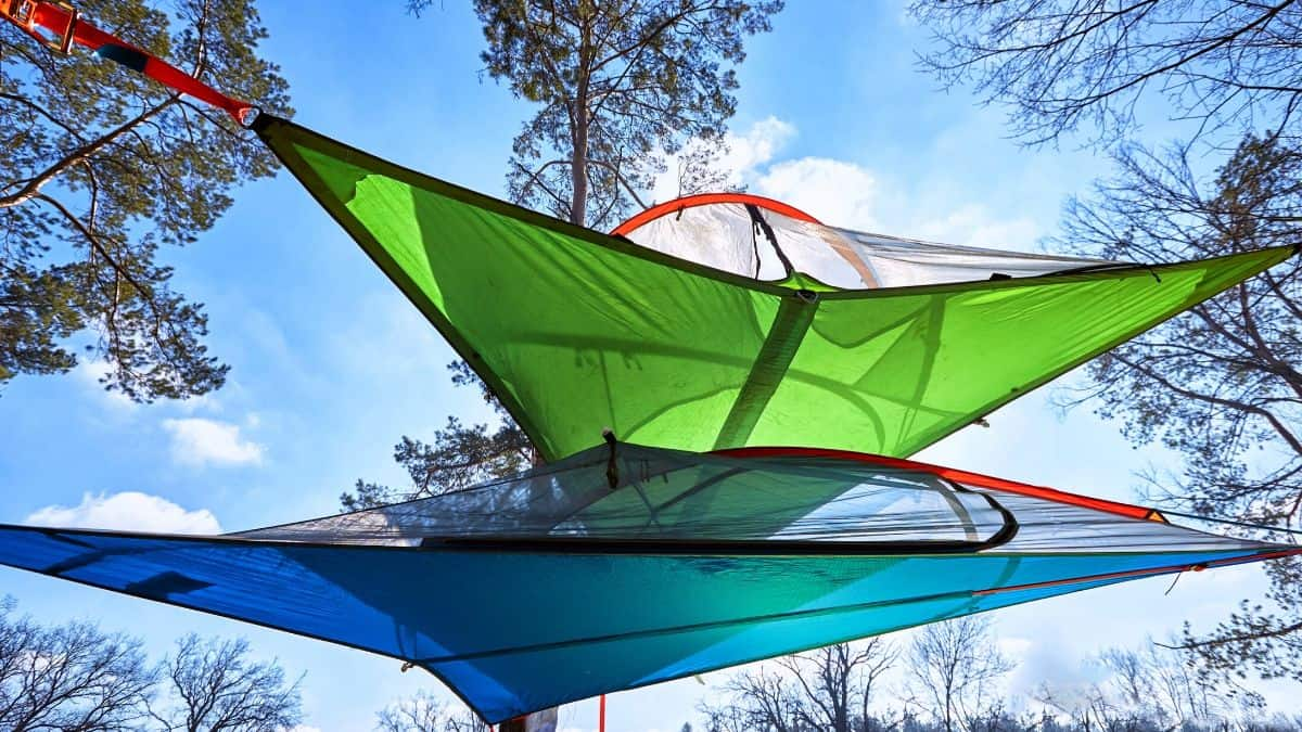 Best Hammock Tent for Camping