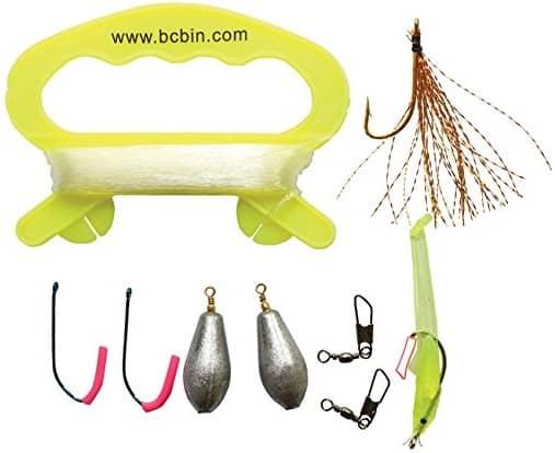 BCB Liferaft Fishing Kit
