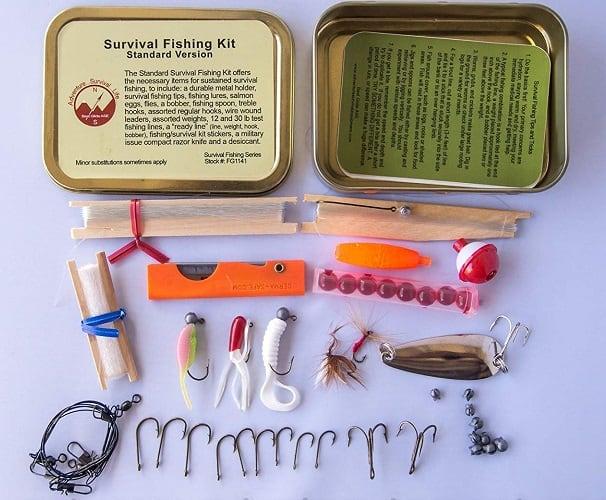 Beat Glide ASE Survival Fishing Kit