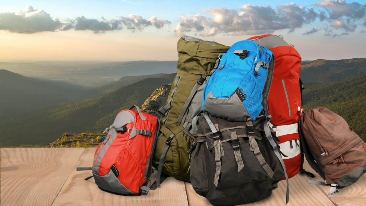 Different Types of Backpacks