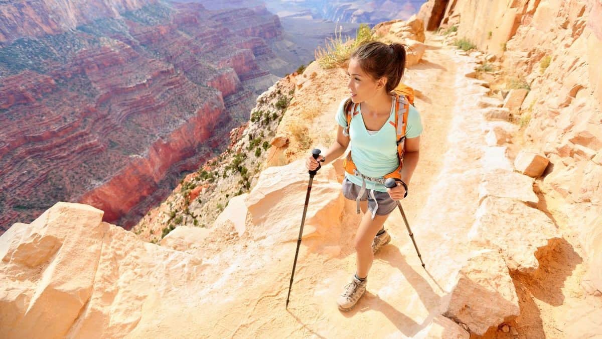Best Trekking Poles for Women Featured