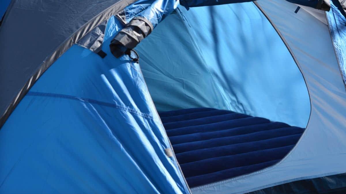 Best Camping Air Mattress Featured